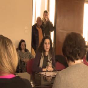 Video από συνέντευξη τύπου