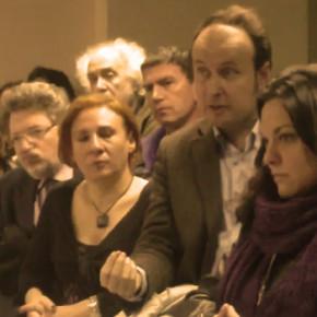 Video από κινητοποίηση στο ΕΤΑΑ - Πέμπτη 27.2.2014
