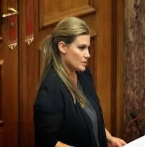 Video- Ερώτηση της Νίκης Φούντα (ΔΗΜΑΡ) για ΤΣΜΕΔΕ και απάντηση Κεγκέρογλου