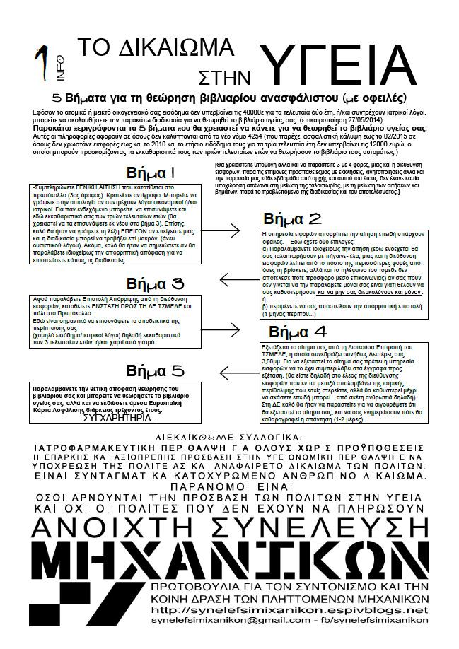 1 info Ygeia
