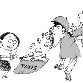 Τετάρτη 7/5: Εκδήλωση σχετικά με τη φορολογία εισοδήματος από την Ανοιχτή Συνέλευση Μηχανικών στις 6μμ στο ΤΕΕ (Νίκης 4, αμφ.ΤΕΕ)