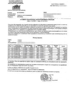 Ξεκίνησαν οι κατασχέσεις για τον ΟΑΕΕ- Απάτη εις γνώση του Υπουργείου Εργασίας