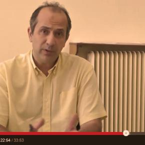 Συνέντευξη με το Γ. Φλωρά για τα χρέη προς τον ΟΑΕΕ